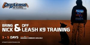 Dog Training Seminars